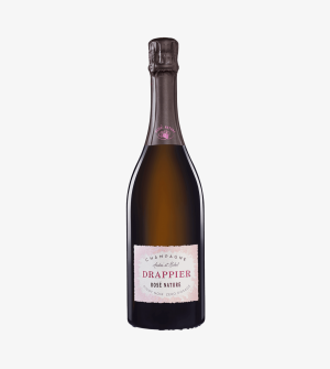 Champagne Drappier Rosé Brut Nature Zero Dosage
